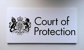 Court of Protection logo
