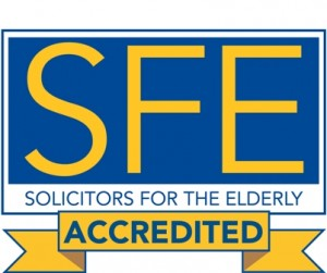 Rosamund Evans is a Solicitors For The Elderly Accredited Member