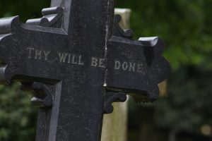 Does an unsigned will override the intestacy rules?