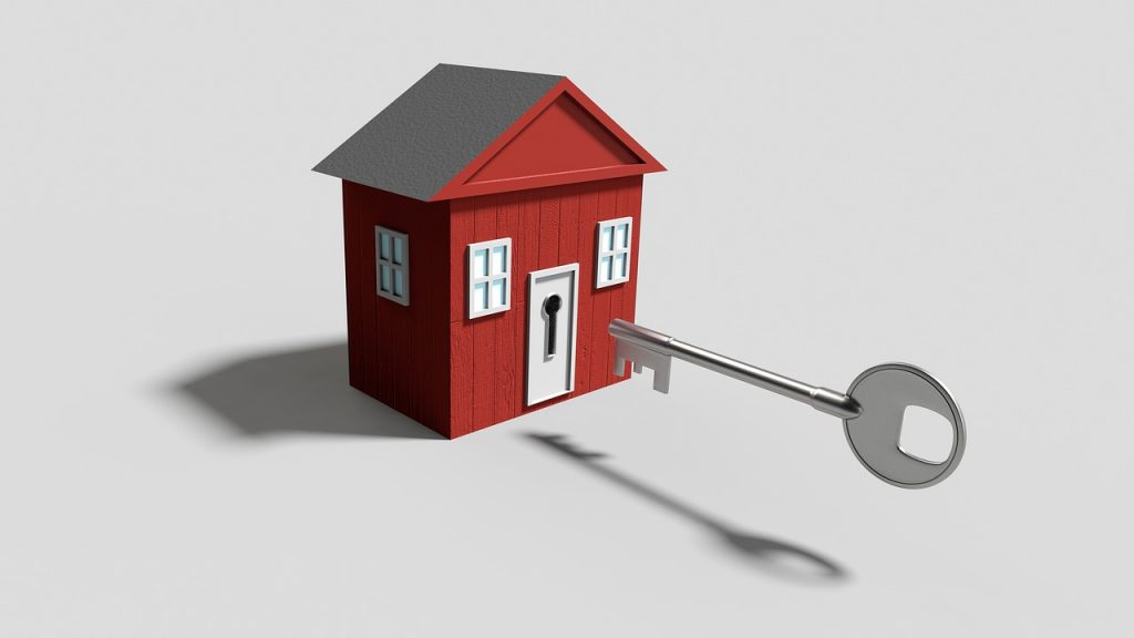 Can executors rent out property?